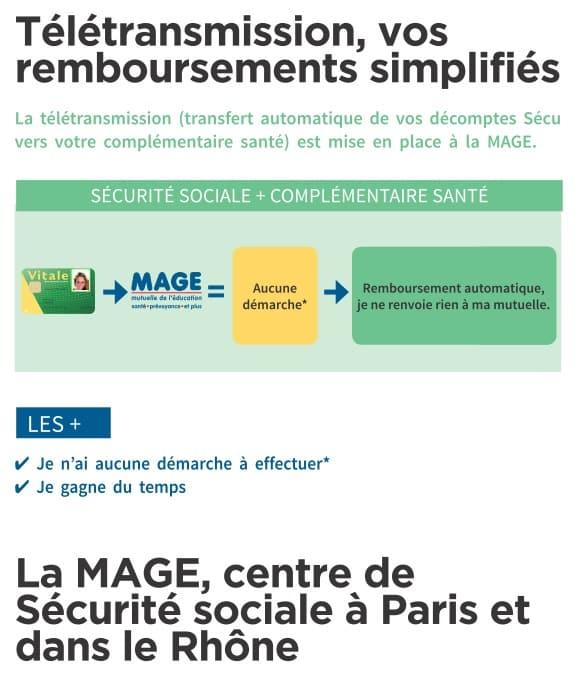 ... et dans le Rhône, ce qui lui donne le même fonctionnement que la MGEN  dans toutes les autres régions. Dans ce cas, tout fonctionne par  télétransmission ... a8878dd73510
